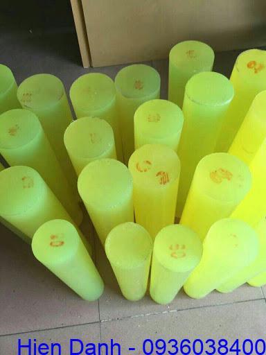 Cây nhựa tròn đặc PU