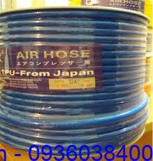 Day hoi khi nen D12xD16 air hose (ong nhua PU)