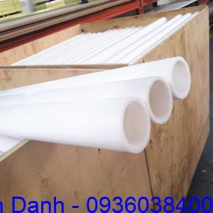 Ống nhựa teflon ptfe trắng D50xD60