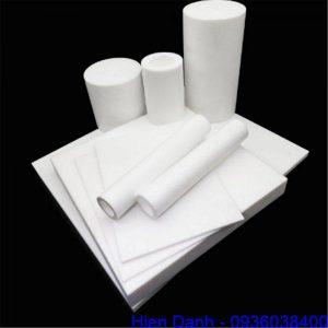 Thanh nhựa teflon ptfe