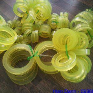 Gioăng nhựa, phớt nhựa Teflon, Pu, Pa, Mc Nylon