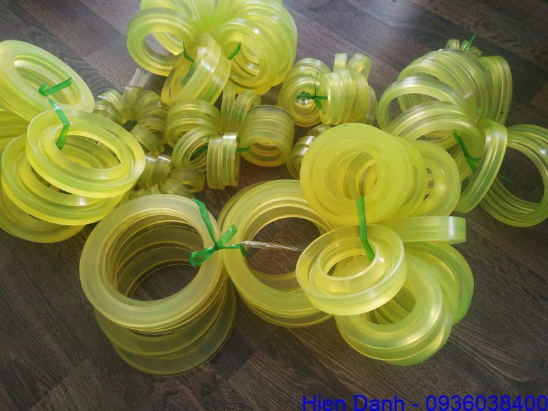 Gia công phớt nhựa pu