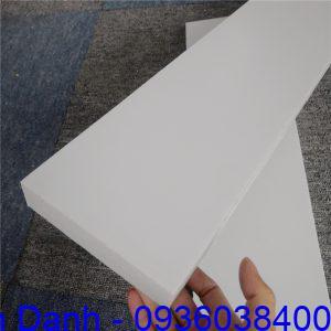 Thanh nhựa ABS gia công theo yêu cầu