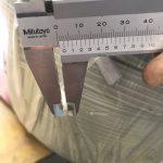 Que hàn nhựa PP đầu tam giác
