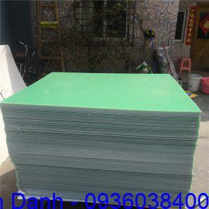 Tấm phíp ngọc xanh 1220x2440x5mm